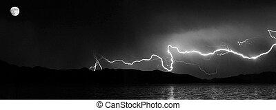 baja lightning