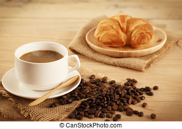 coffee - Hot coffee