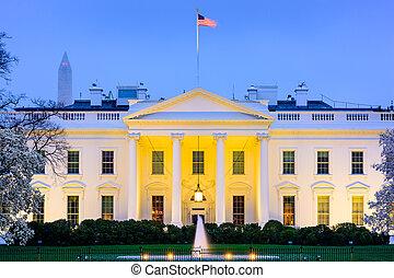 White House - Washington, D.C. at the White House.