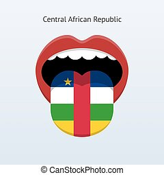 Central African Republic language Abstract human tongue...