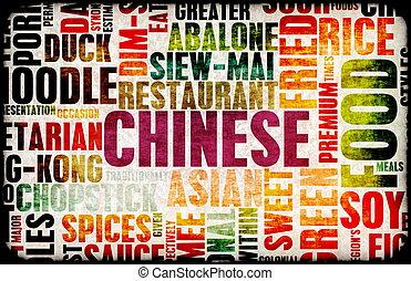Chinese cibo illustrazioni e clipart chinese for Cibo cinese menu