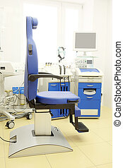ENT consulting room
