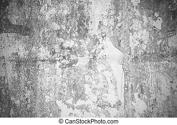 Concrete wall texture. - Gray background of the concrete...