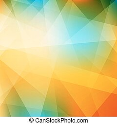 Blurred background. Modern pattern. Abstract vector...