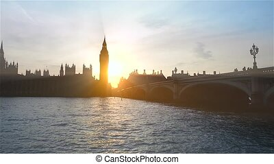 Big Ben and House of Parliament - Big Ben and Houses of...