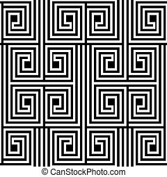 ZigZag Vector Seamless Pattern