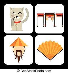 chinese culture design, vector illustration eps10 graphic