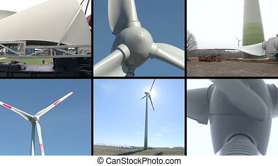 wind turbine assembly