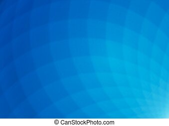 Abstract Light Vector Blue Background