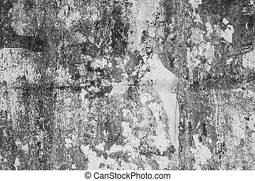 Gray background - Gray background of the concrete wall...