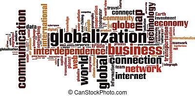 全球化, 詞, 雲