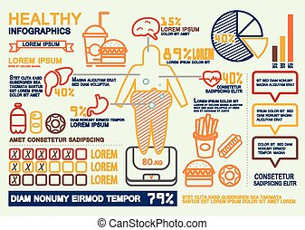 Healthy Infographics