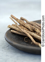 Licorice Root - Natural Licorice Root has been used as a...