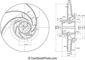 Expanded wheel sketch with span and radical - Expanded wheel...