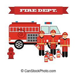 fire concept design, vector illustration eps10 graphic