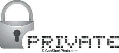private message - Creative design of private message
