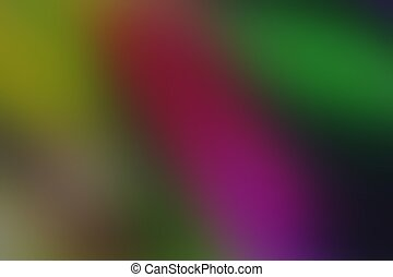 digitally generated image of colorful black background. -...