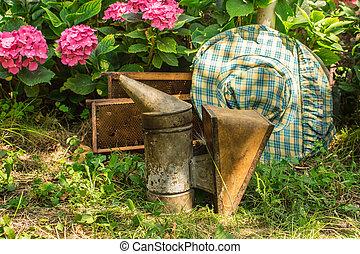 apicultura, inventario
