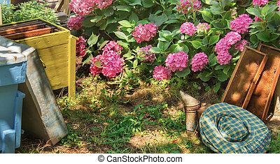 Beekeeping, ,