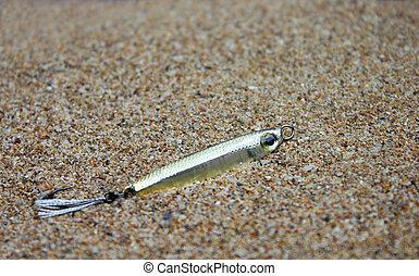 Fishing lure, handiwork