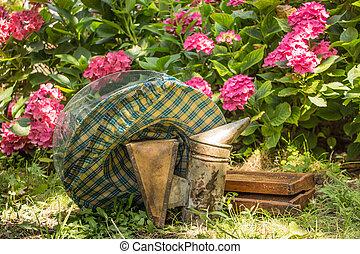 apicultura, equipment, ,