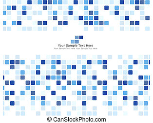 checked background - Abstract checked business background...