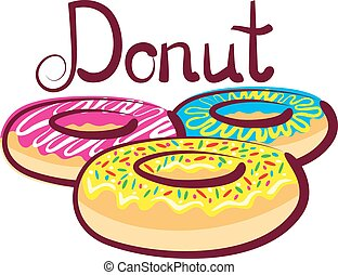 Donut Stock Illustrations. 13,180 Donut clip art images and ...