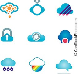 Futuristic cloud software technolog