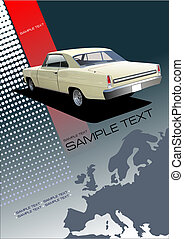 Cover for brochure