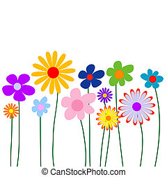 Floral Background,
