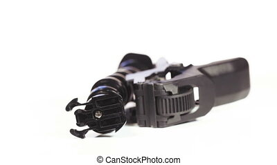 Monopod Flex Clamp - GoPro Accessories Adjustments Monopod...