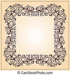 Vintage Frame Design