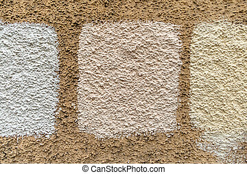 masonry white shading, symbol for background, pattern and...
