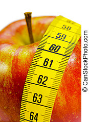 fruits and diet against over weight