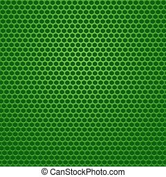 Perforated Green Background. - Perforated Metal Green...