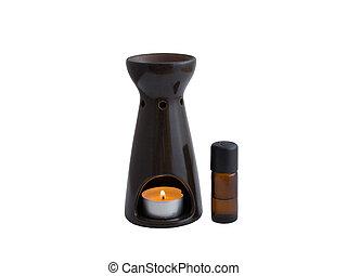 Aromatherapie freigestellt