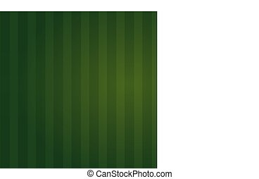 best green field illusion isolated background