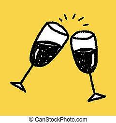 doodle Cheers