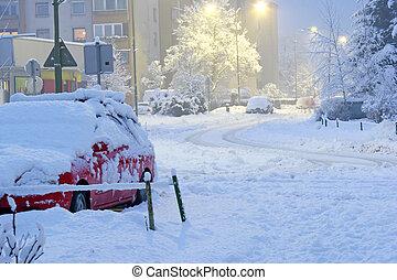 Snowfall - Beautiful Winter