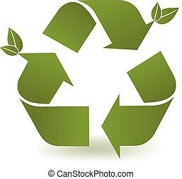 リサイクルしなさい, シンボル