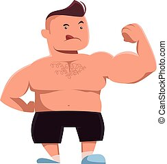 Strong man Clip Art and Stock Illustrations. 22,271 Strong man EPS ...