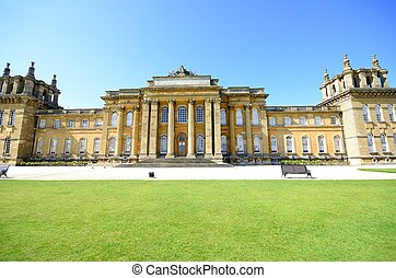 Blenheim Palace Woodstock England