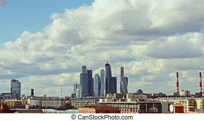 Moscow International Business Center Moscow City
