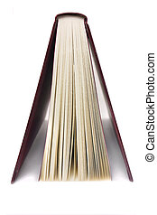 book from the side