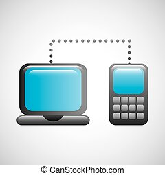 internet icon design, vector illustration eps10 graphic