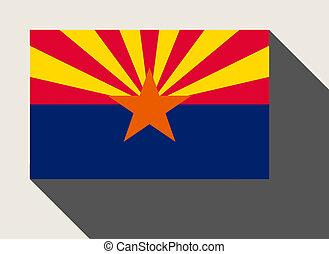 American State of Arizona flag