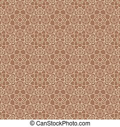 Islamic pattern - Islamic floral pattern arab background....