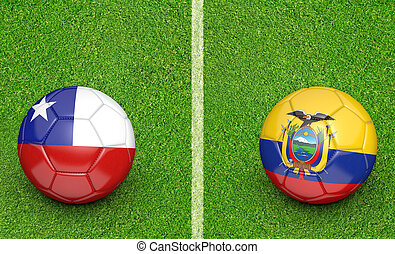 2015 Copa Am?rica Chile vs Ecuador - 2015 Copa Am?rica...