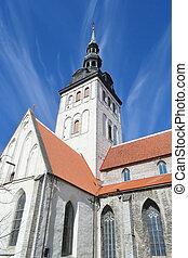 St. Nicholas Church, Tallinn. - St. Nicholas Church in...