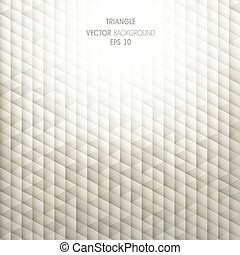 Geometric abstract background with triangles